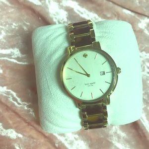 Kate Spade Gramercy Two-Tone Watch